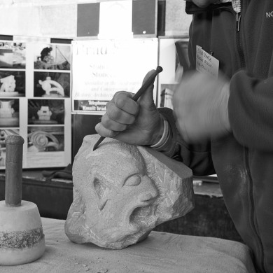 Brad Steele, Stonemason / Carver ( www.bradsteele-stonemason.co.uk )