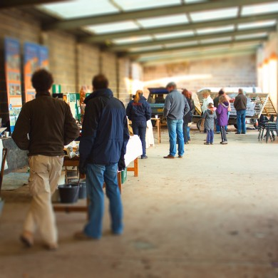 Craftspeople - exhibition and practical demonstrations